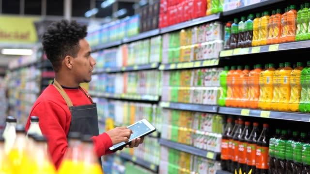 Como fazer inventário no supermercado